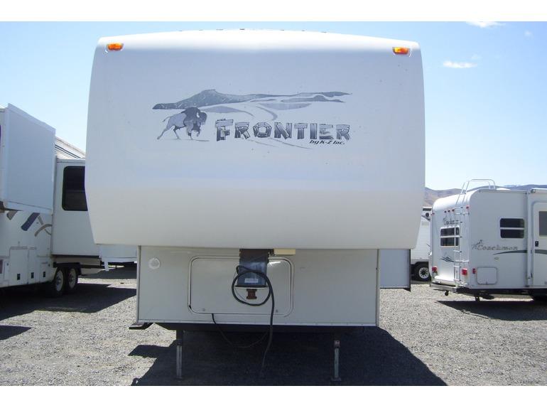 2004 Frontier Sportmen 2453