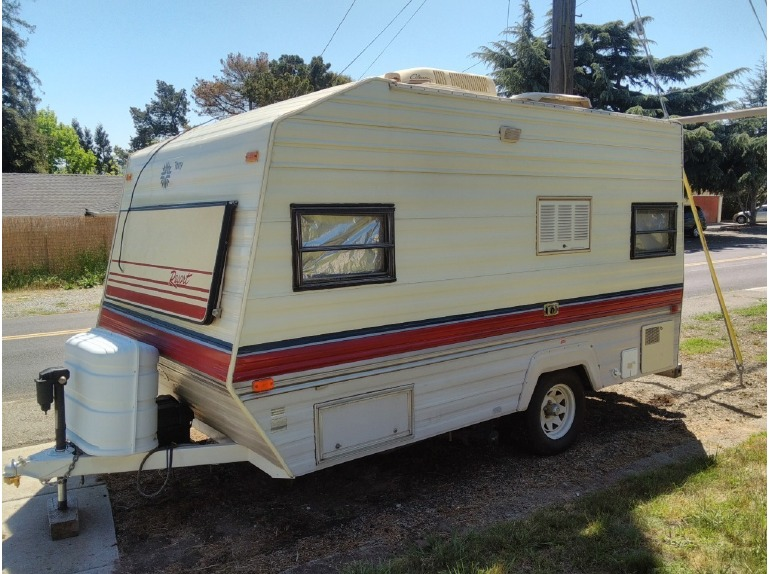 Foot Terry Travel Trailer For Sale