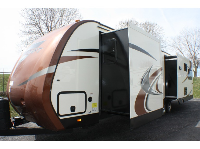 2015 Starcraft Travel Star 324RLTS