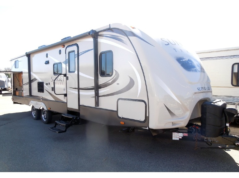 2016 Crossroads Rv Sunset Trail Super Lite ST300BH