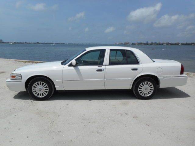 Mercury : Grand Marquis 4dr Sdn LS U LS LOW MI FLORIDA Leather Michelins CD EXCEPTIONAL LUXURY