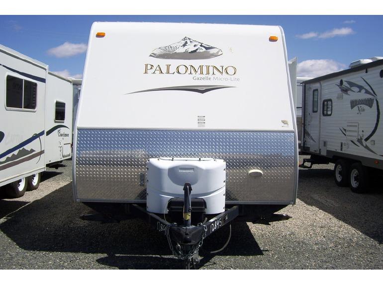 2011 Palomino Gazelle G-215