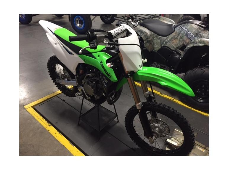 2014 Kawasaki KX 100