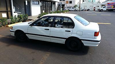 Toyota : Tercel Standard trim 1994 toyota tercel 4 door 115 000 miles
