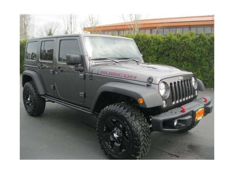 2014 Jeep Wrangler Unlimited JKJS74