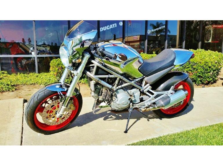 2002 ducati monster 750 motorcycles for sale. Black Bedroom Furniture Sets. Home Design Ideas