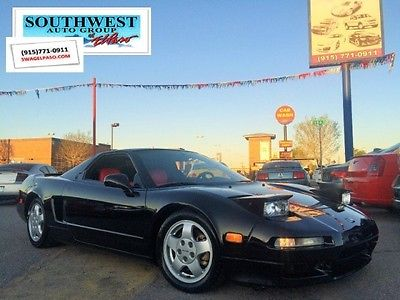 Acura : NSX Base Coupe 2-Door 1992 acura nsx 2 dr coupe sport auto no reserve