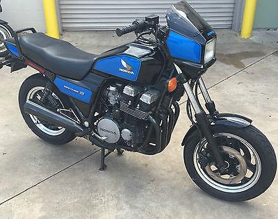 Honda : Nighthawk Honda CB700Sc Nighthawk S