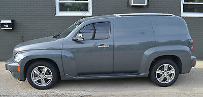 hhr ss panel van for sale