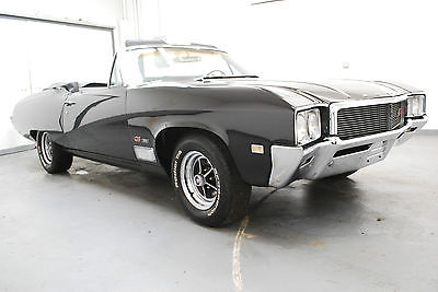 Buick : Skylark GS 1968 buick grand sport gs convertible 350 auto very nice pwr top pwr str pwr brk