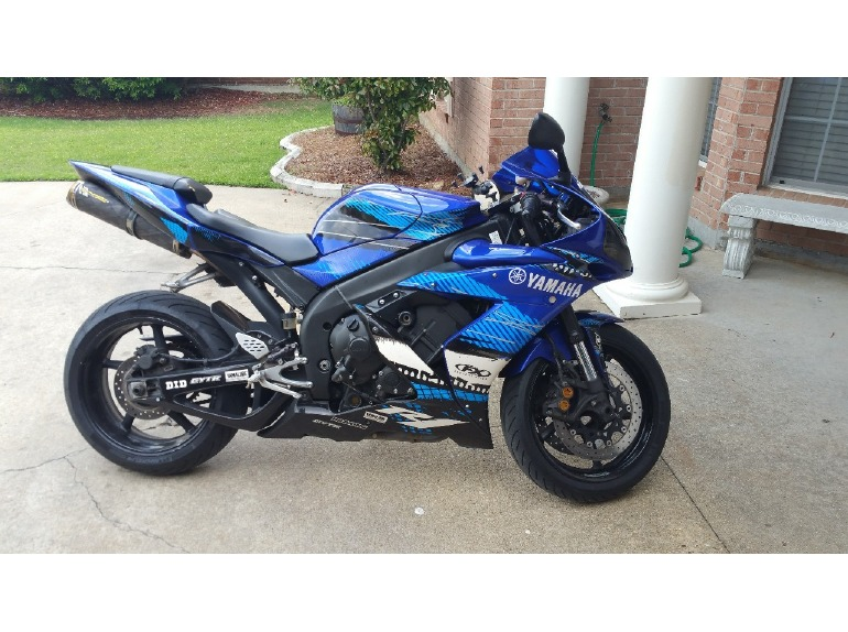 Sport bikes for sale in montgomery alabama for Yamaha montgomery al