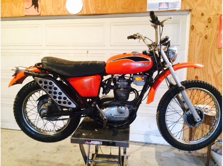 1971 Triumph 250 Motorcycles for sale