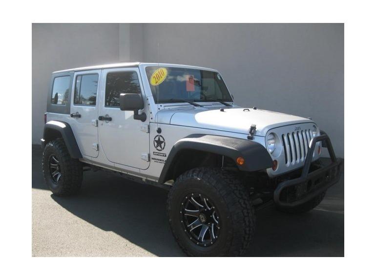 2010 Jeep Wrangler Unlimited JKJM74