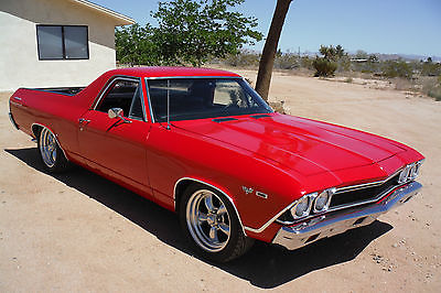 Ford custom deluxe sedan cars for sale chevrolet el camino deluxe 1968 el camino 454 california car nice paint power windows american sciox Choice Image