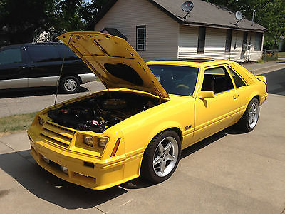 Ford : Mustang GT 1982 mustang gt 5.0