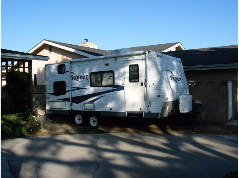 Fleetwood Travel Trailers Nada