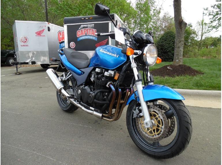 2000 Kawasaki ZR 750F Only 4969 miles