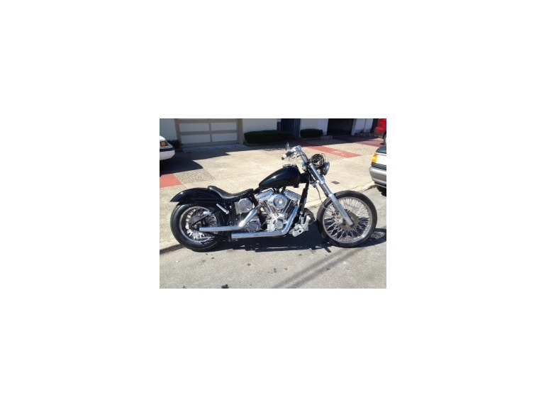 Harley Davidson Soft Tail Custom Motorcycles For Sale