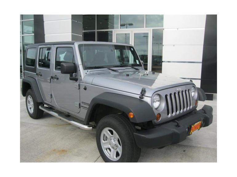 2013 Jeep Wrangler Unlimited JKJM74