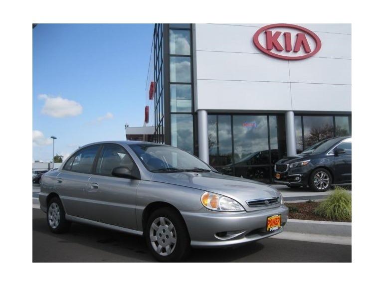 2002 Kia Rio MT