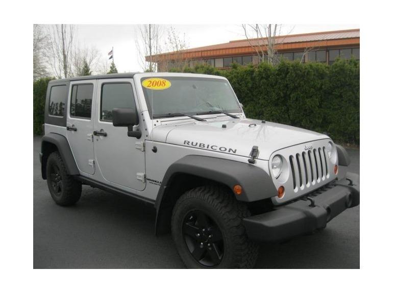 2008 Jeep Wrangler JKJS74