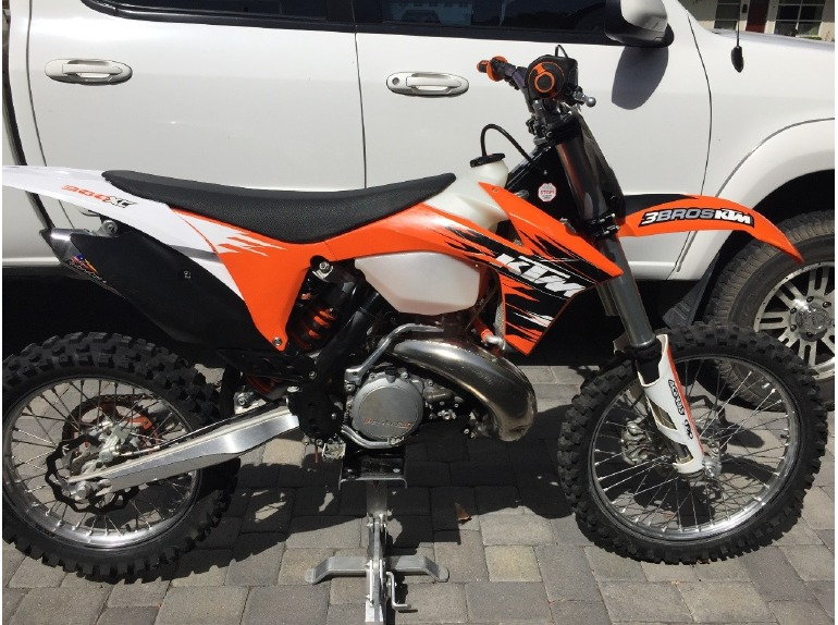 2011 ktm 300 xc motorcycles for sale