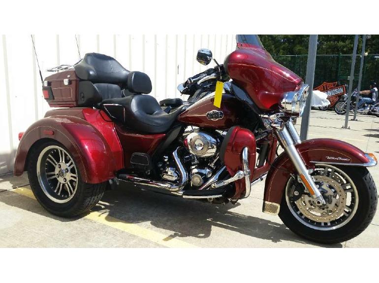 2010 Harley-Davidson Tri Glide Ultra Classic