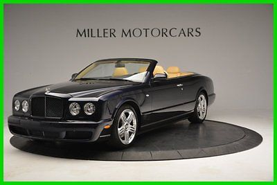 Bentley : Azure T Certified 2010 t used certified turbo 6.8 l v 8 16 v automatic rear wheel drive premium