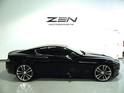 Aston Martin : DBS 2010 aston martin