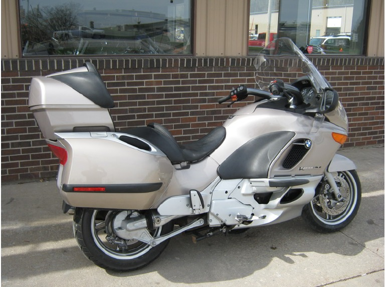 bmw k motorcycles for sale in bettendorf iowa. Black Bedroom Furniture Sets. Home Design Ideas