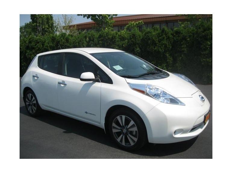 2015 Nissan LEAF 17215