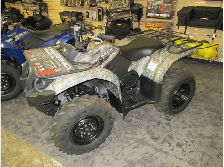 Yamaha grizzly 450 auto 4x4 eps camo motorcycles for sale for 2014 yamaha grizzly 700 exhaust