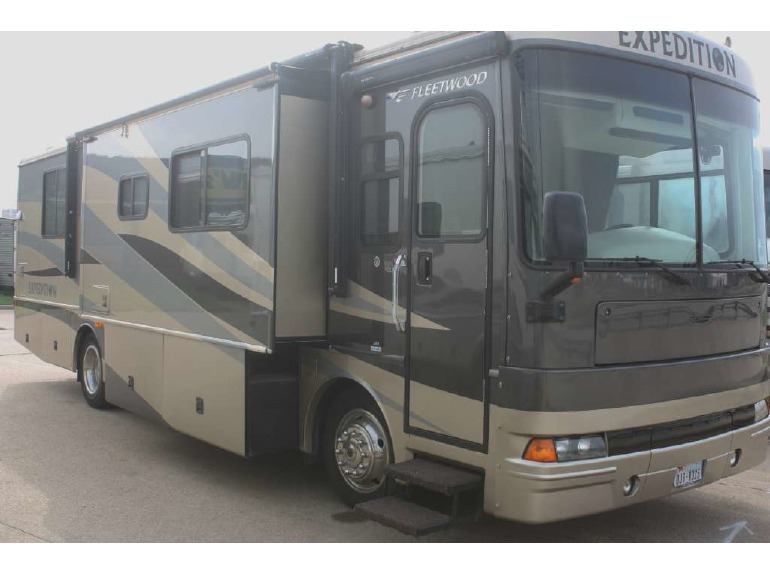 2003 Fleetwood Expedition Rvs For Sale In Texas