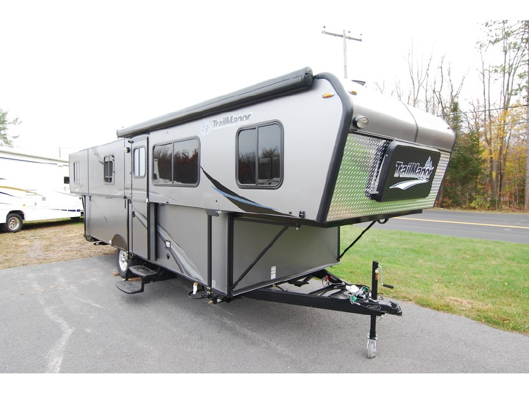 2015 Trailmanor 3124KB