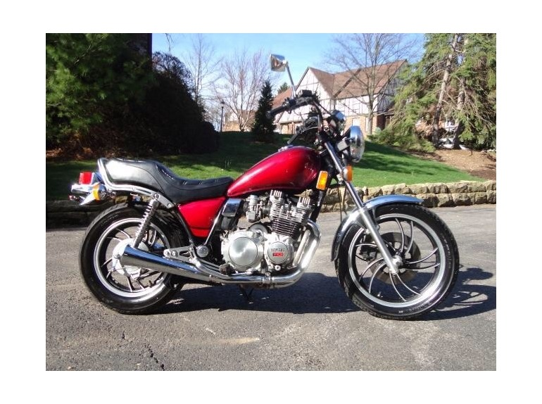 1982 yamaha motorcycles for sale in pittsburgh pennsylvania for Yamaha dealer in pa