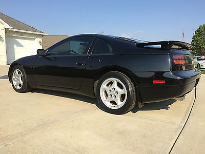 Nissan : 300ZX Twin Turbo All Original Only 38k Miles Twin Turbo Z 5 Speed Excellent Condition