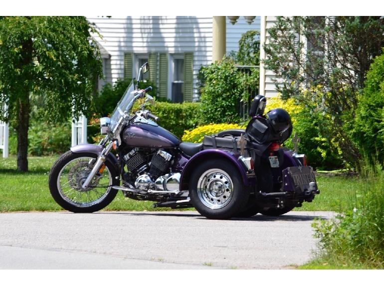 New Hampshire Yamaha Motorcycle Dealers