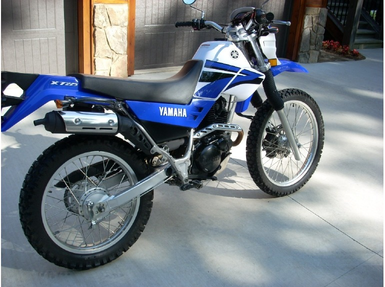 Yamaha Xt225 motorcycles for sale in Georgia