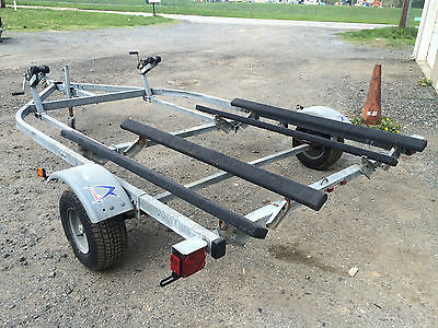 2007 Zieman Jet Ski Trailer Photo 1
