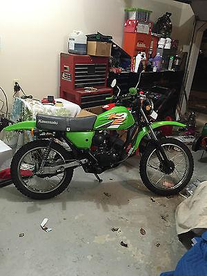 Kawasaki : Other Kawasaki KE 100