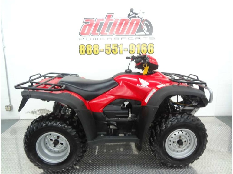 2011 Honda Foreman 500 4x4 Motorcycles For Sale