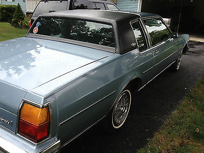 Oldsmobile : Eighty-Eight Royale 1985 oldsmobile delta 88 royale coupe 2 door 5.0 l