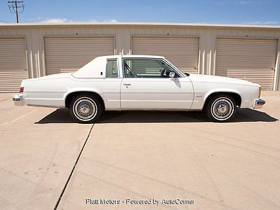 Oldsmobile : Eighty-Eight Royale 1978 oldsmobile delta 88 royale coupe