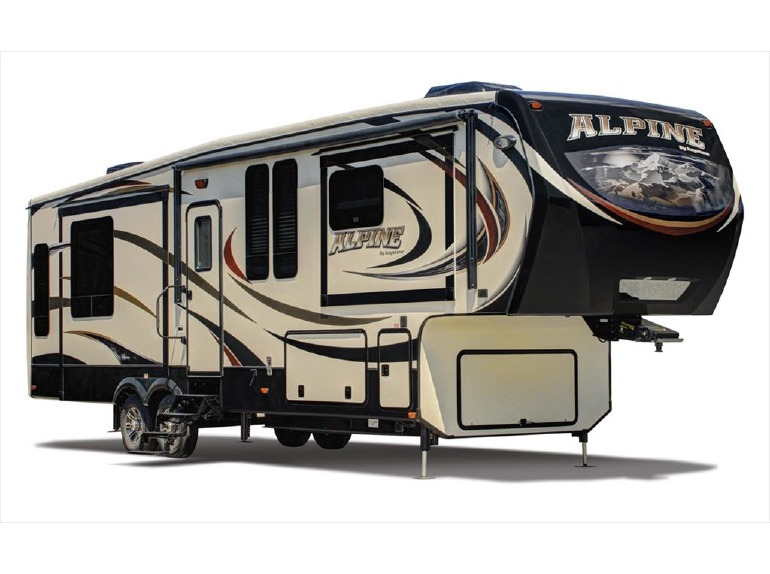 Keystone Alpine 3730fb Rvs For Sale