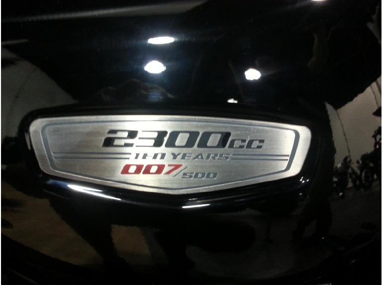 2015 Triumph Rocket III X