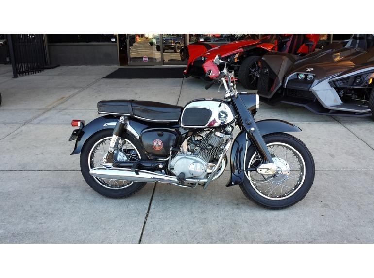 1966 Honda ca160