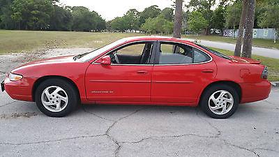 Pontiac : Grand Prix SE Sedan 4-Door 1999 pontiac grand prix