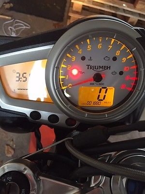 Triumph : Speed Triple 'Trimuph Speed Triple 1050' '2009' motorcycle Sweet Deal!