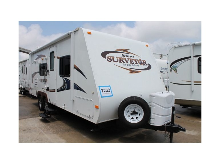 2012 Forest River Surveyor Sport 220