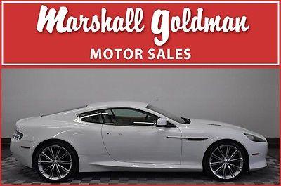 Aston Martin : Other 2012 aston martin virage rolls royce white cream truffle only 3600 miles